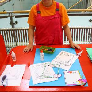 Kids Workshop - Fotolijstjes Maken boeken