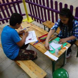 Kids Workshop - Fotolijstjes Maken inhuren