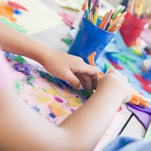Kids Workshop Deurhanger Knutselen inhuren