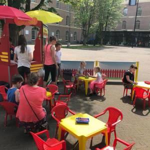 Kids Workshop Moederdag Deurhanger maken inzetten?