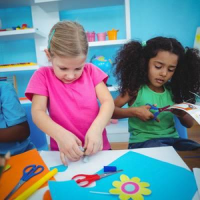 Workshop Moederdag Deurhanger maken boeken of inhuren