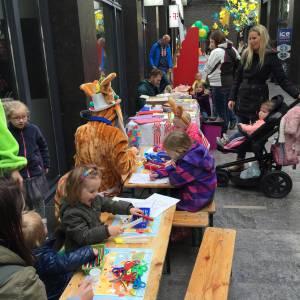 Kids Workshop Paas Kleuren boeken?