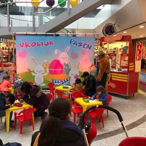 Kids Workshop Paas Kleuren inzetten?