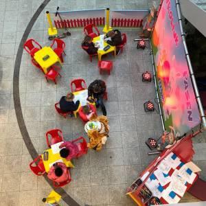 Kids Workshop Paas Kleuren inzetten of boeken?