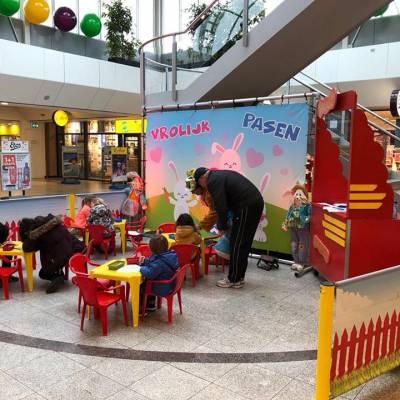 Fotoalbum van Kids Workshop Paas Kleuren | Attractiepret.nl