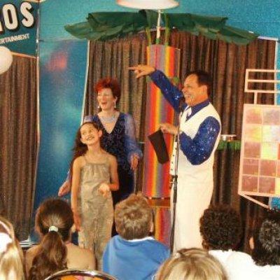 Fotoalbum van Lachen is Oke Show - Kindervoorstelling | Goochelshows.nl
