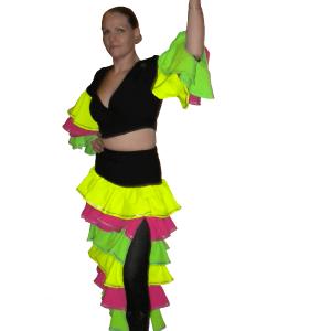 Spaans kostuum dame Partyspecialist