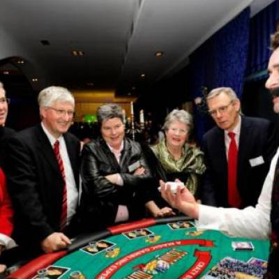 Foto van Casino Magic | Goochelshows.nl