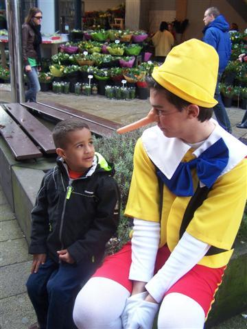 Fotoalbum van Pinokkio neus | SintenKerst.nl