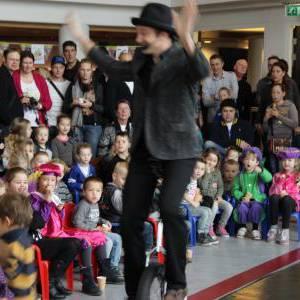 Marco Bonisimo - Sinterklaasshow inhuren of boeken