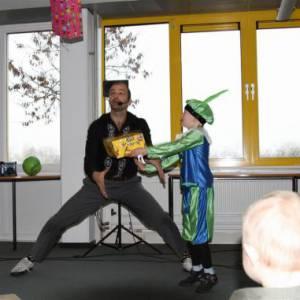 Sinterklaasshow Marco Bonisimo boeken of inhuren