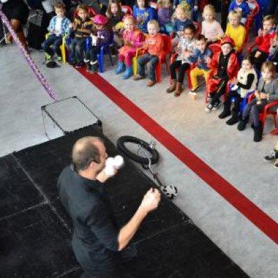 Foto van Marco Bonisimo - Sinterklaasshow | Sinterklaasshow.nl