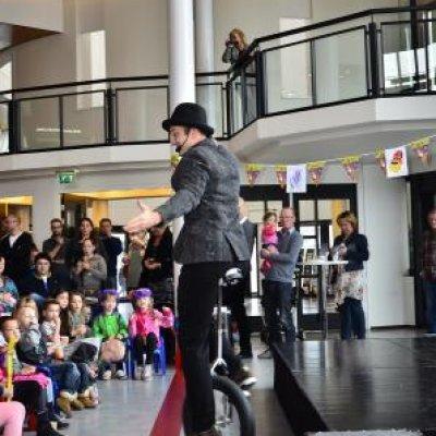 Sinterklaasshow Marco Bonisimo inhuren