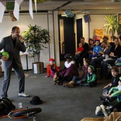 Sinterklaasshow Marco Bonisimo inhuren of boeken