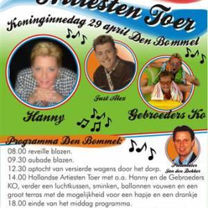 Foto van Poster Service 50 posters A3 formaat   JB Productions