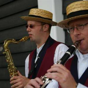 Dixie Duo Swing 'n Roll - muzikaal entertainment boeken