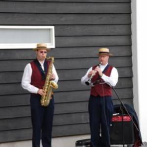 Dixie Duo Swing 'n Roll - muzikaal entertainment boeken of inhuren