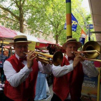 Foto van Dixie Duo Swing 'n Roll | JB Productions