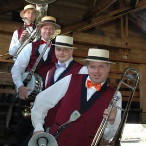 The Swinging Dixieband boeken