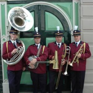 The Swinging Dixieband inhuren