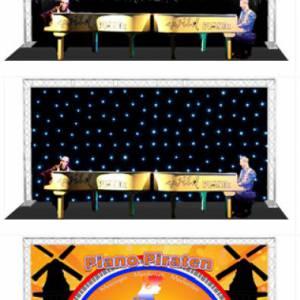 Wild Pianoz Dueling Pianoshow boeken voor uw evenement