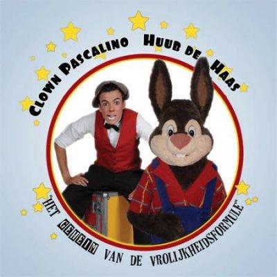 Fotoalbum van Clown Pascalino & Huub de Haas : Het geheim van de vrolijkheid formule | Clownshow.nl