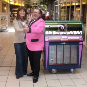 De Mobiele Jukebox inzetten of boeken?