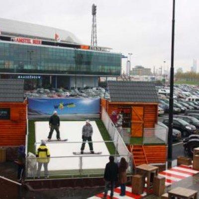 Foto van Skibaan on Tour - Mobiele Skibaan | Artiestenbureau SintenKerst.nl