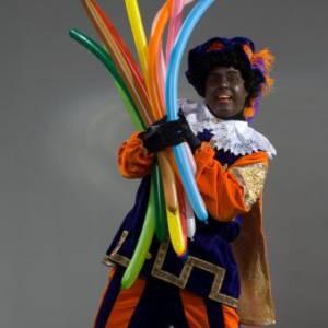 Sinterklaas en zijn Goochel Piet - Complete Sinterklaasshow inhuren
