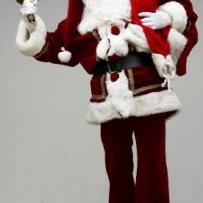 De Kerstman Hoogstpersoonlijk - Kerst kindershow boeken?
