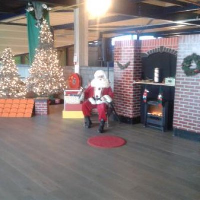 De Kerstman Hoogstpersoonlijk - Kerst kindershow inzetten?