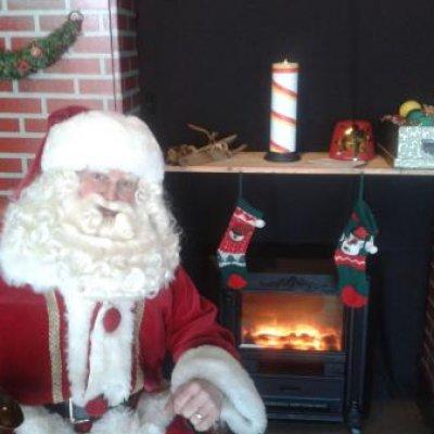 De Kerstman Hoogstpersoonlijk - Kerst kindershow boeken of inhuren?