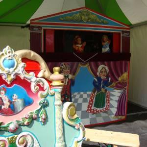 Het Oud-Hollandsche Poppentheater inhuren?