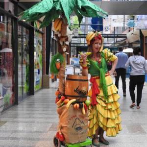 Tropical Lady inzetten of boeken