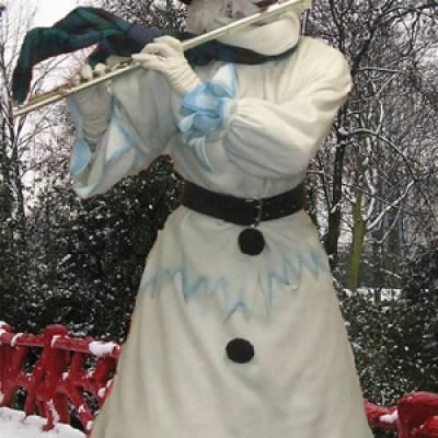 Winter entertainment inhuren