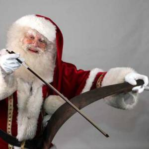 De Muzikale Kerstman inhuren?
