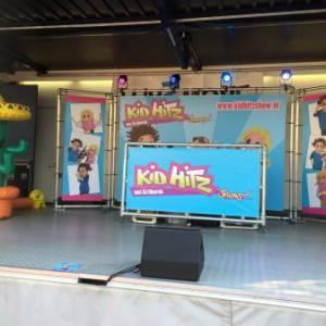KidHitzShow kindershow inhuren