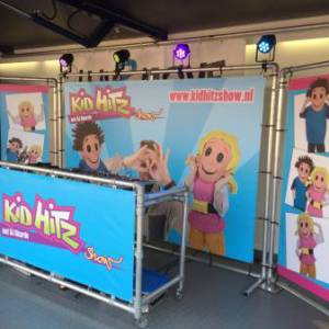 KidHitzShow kindershow inzetten
