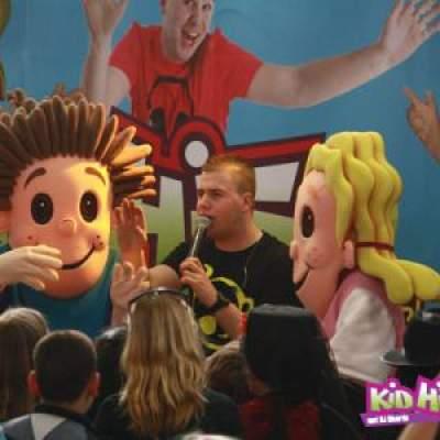 Fotoalbum van KidHitzShow | kindershows.nl