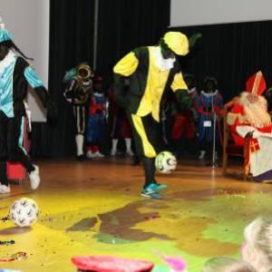 De Urban Pietenshow van Sinterklaas boeken