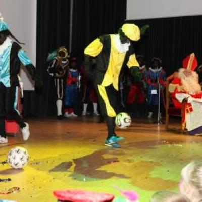 Fotoalbum van De Urban Pietenshow van Sinterklaas | Sinterklaasshow.nl