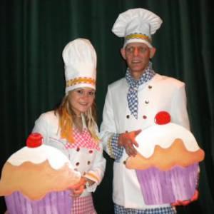 Kids Workshop - Cupcakes versieren inhuren