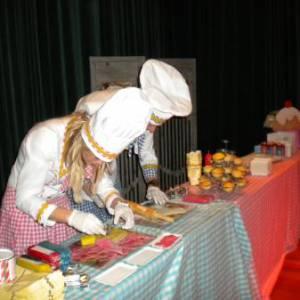 Kids Workshop - Cupcakes versieren boeken of huren