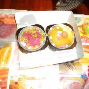Cupcakes versieren Kids Workshop inhuren