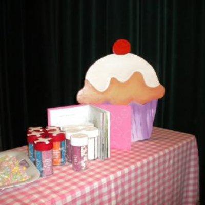 Kids Workshop - Cupcakes versieren huren