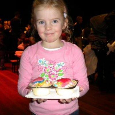Cupcakes versieren Kids Workshop boeken
