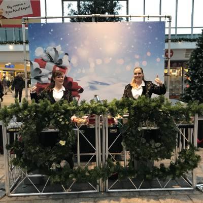 Fotoalbum van Kerst Inpakcentrale   Attractiepret.nl