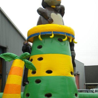 Fotoalbum van Jungle Climb de Tropische klimtoren | Attractiepret.nl