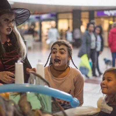 Foto van Ballonnenmoduleer Heks | Attractiepret.nl