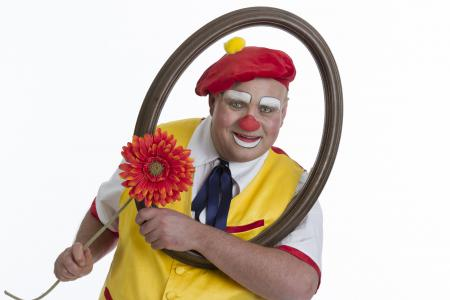 Fotoalbum van Clown Kriek Kindershow | Clownshow.nl